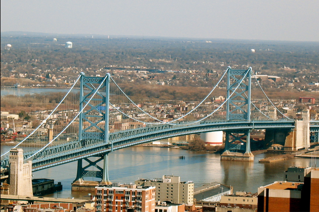 franklin bridge