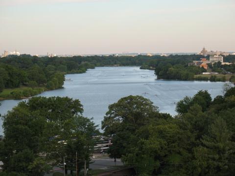 Cooper River view