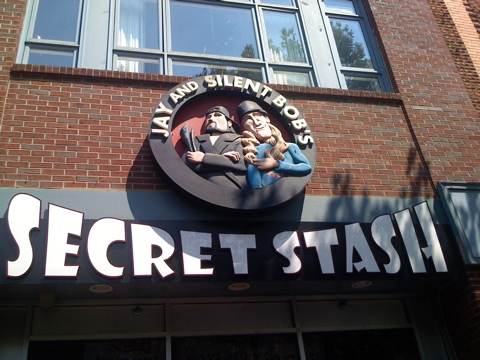 Jay And Silent Bob's Secret Stash