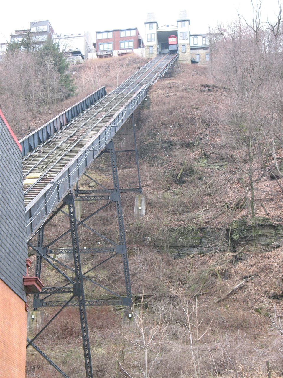 Duquesne Incline - Track