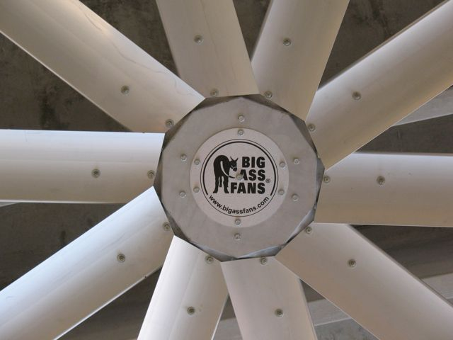 The big ass fan