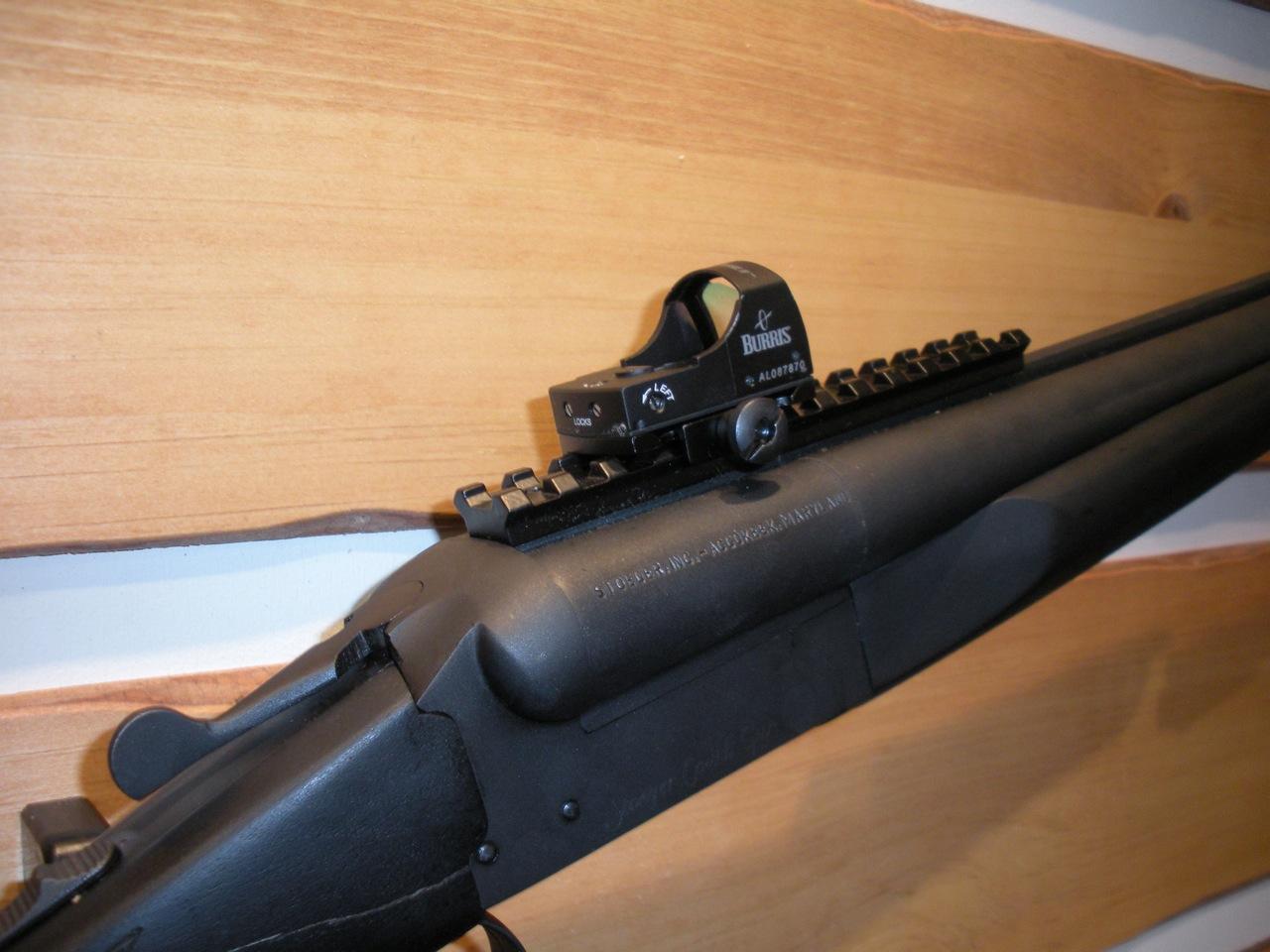 homemade double barrel shotgun pdf