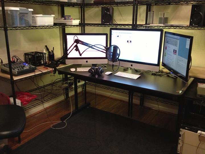 SQRPT Desk